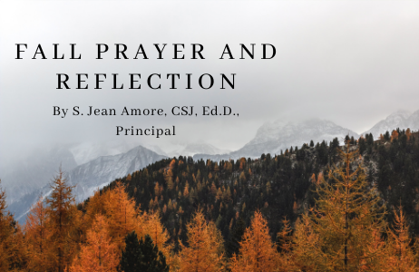 Fall Prayer and Reflection Featured Photo