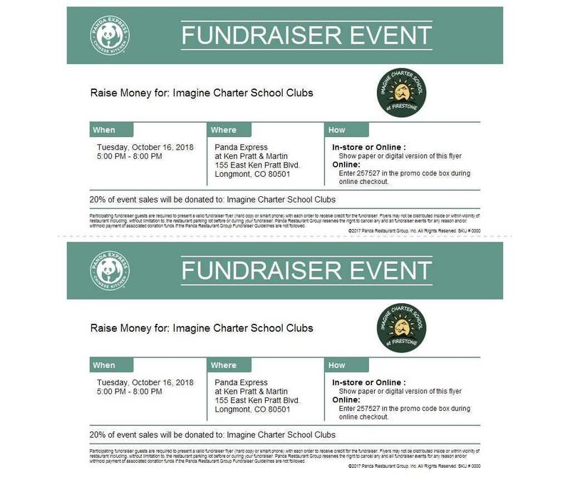 Panda Express Fundraiser Featured Photo