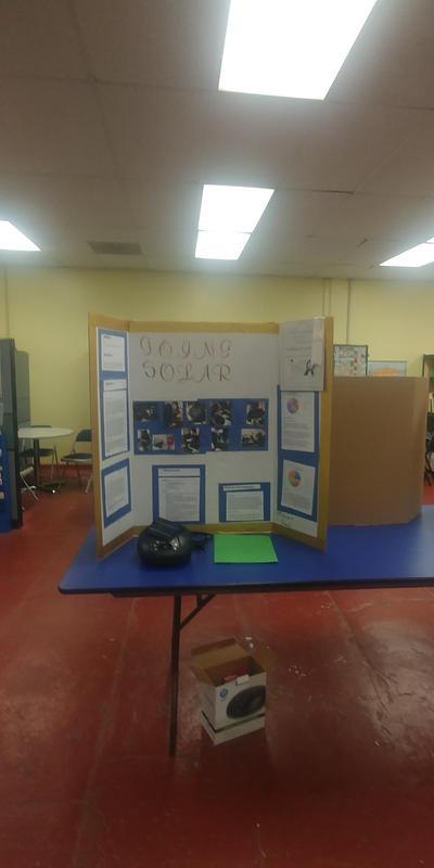 Ione Science Fair