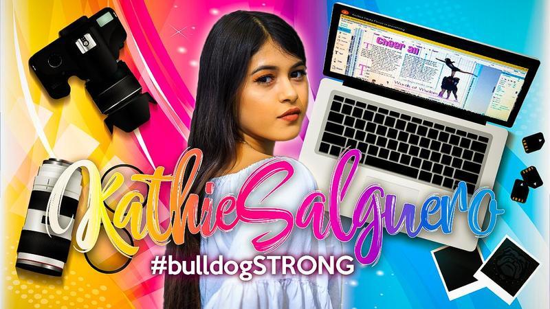 #BulldogSTRONG Student Spotlight: Kathie Salguero Thumbnail Image