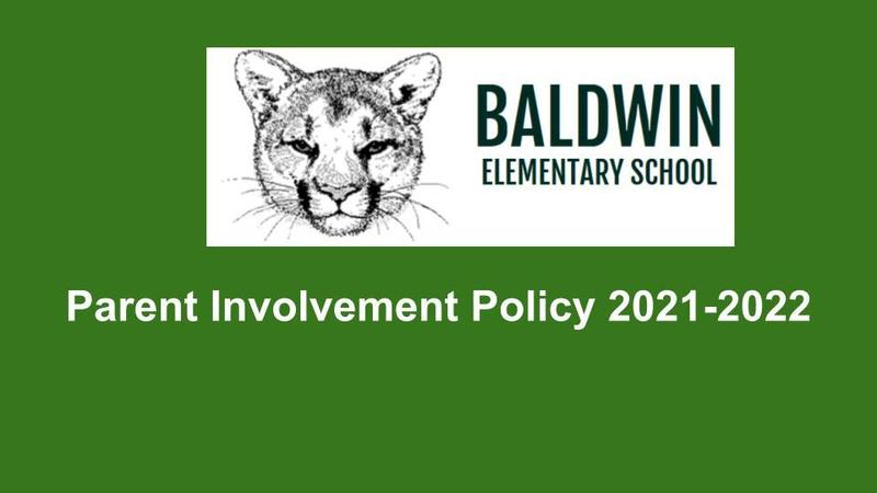 Parent Involvement Policy 2021-2022 Featured Photo