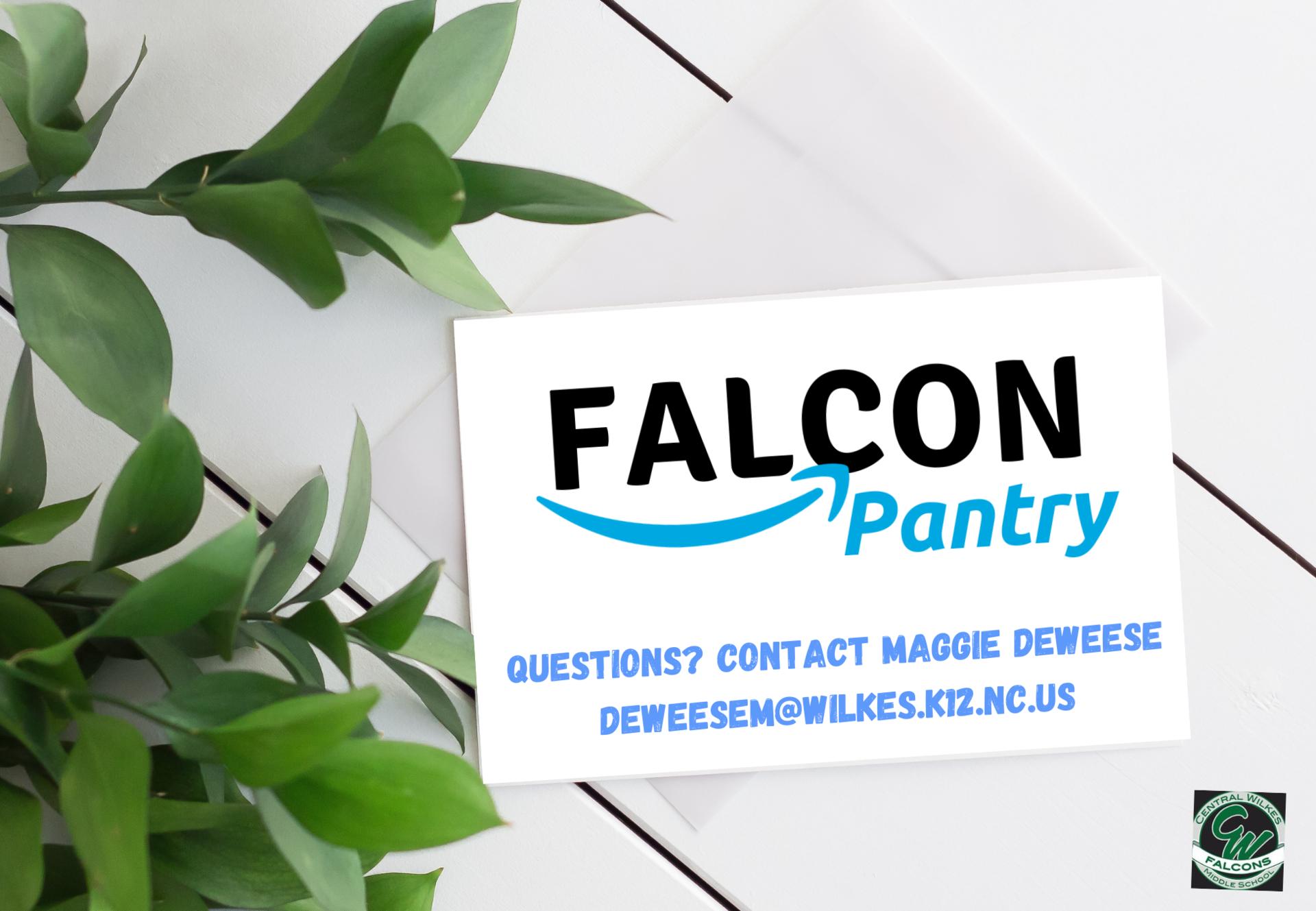 falcon pantry