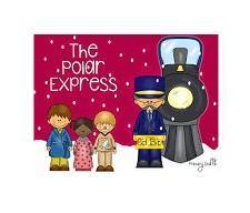 polar express clip art
