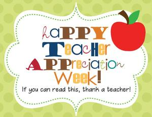 thank a teacher image
