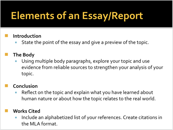 Elements of an Essay:Report.png