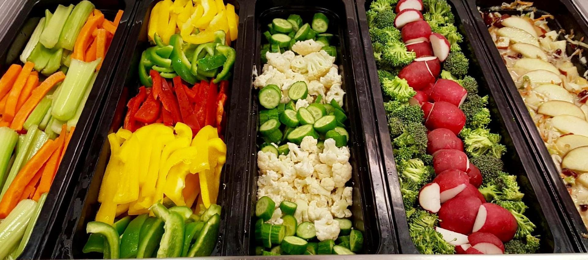 Vegetable Bar