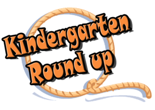 KINDERGARTEN ROUND-UP (March 19 & 20, 2019) Thumbnail Image