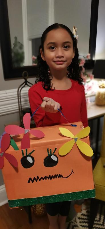 Eva's pumpkin