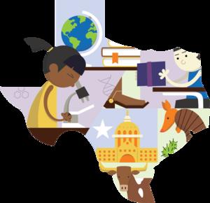 Image of TEA logo (Texas)