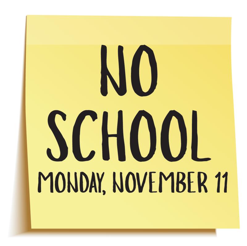 No School Monday, November 11 (UIL Competition) Thumbnail Image