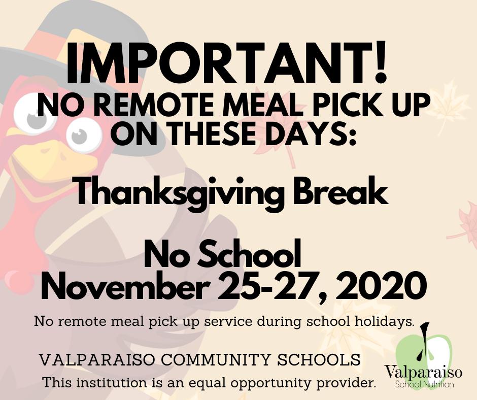 No Remote Thanksgiving