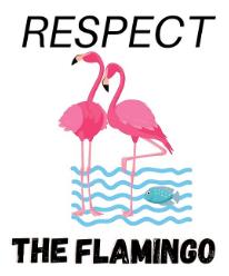 Flamingo Respect