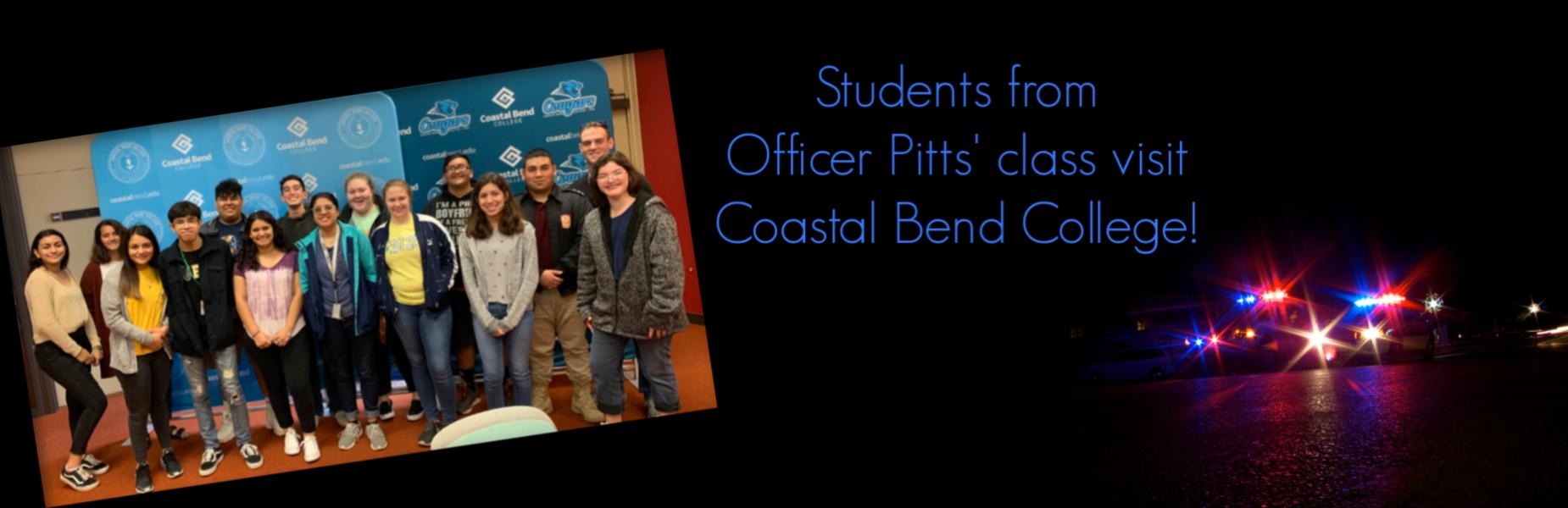 coastal bend college visit