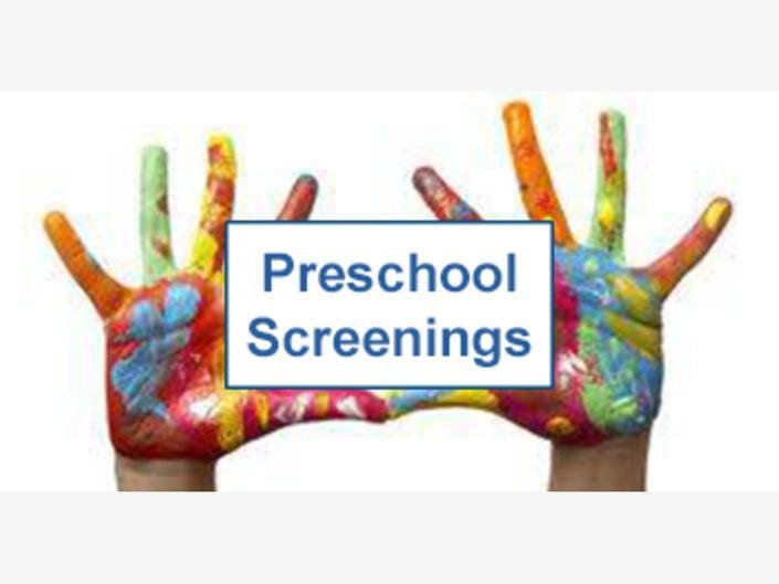 Screening for 3 and 4 Year Old Children Being Offered Thumbnail Image
