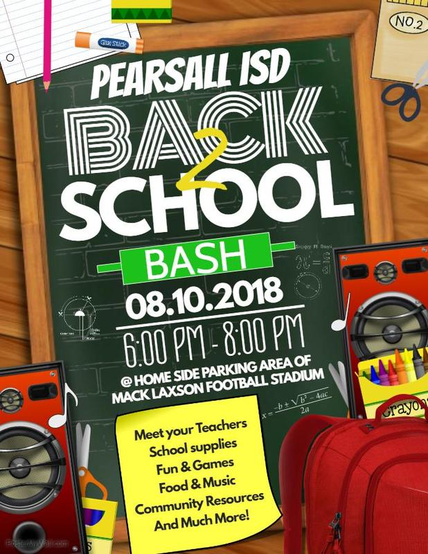 Back to School Bash Thumbnail Image