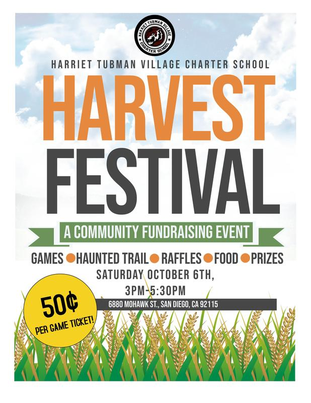 Our Annual Harvest Festival! Featured Photo