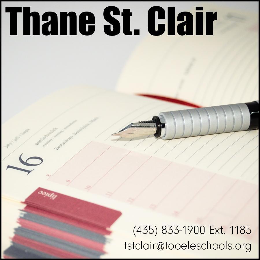 Thane St. Clair