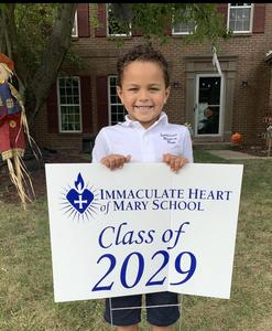 Welcome Home IHM Class of 2029 Thumbnail Image
