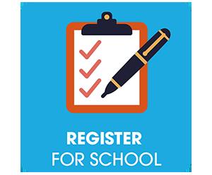 register for school checklist