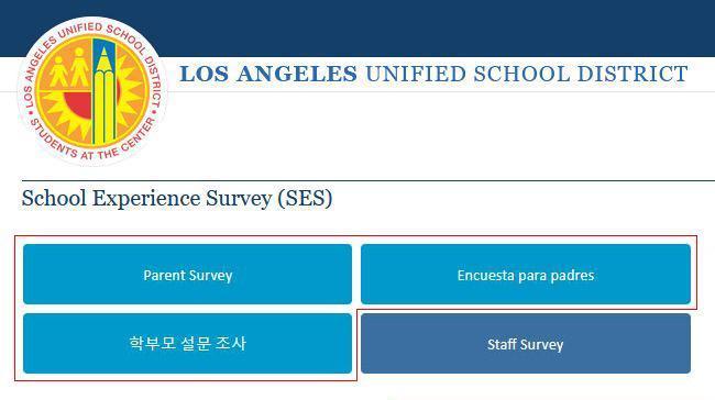 Foshay Parents! Please complete the 2020-2021 School Experience Survey! / ¡Padres de Foshay! ¡Favor de complete la Encuesta de Experiencia Escolar 2020-2021! Featured Photo