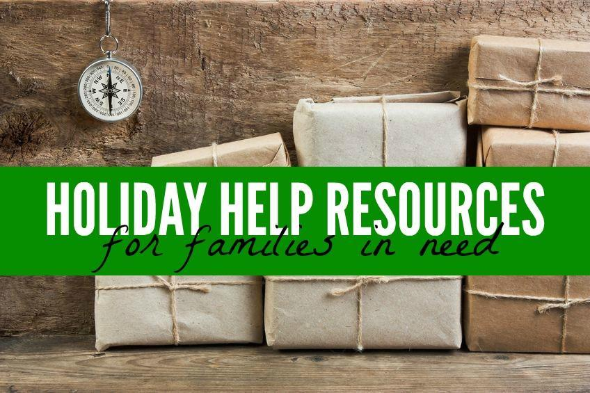 Holiday Help