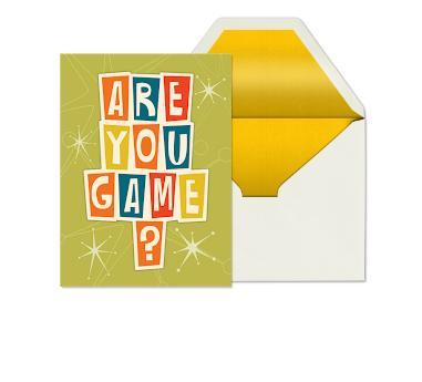 Gala Game Night, March 14! Featured Photo