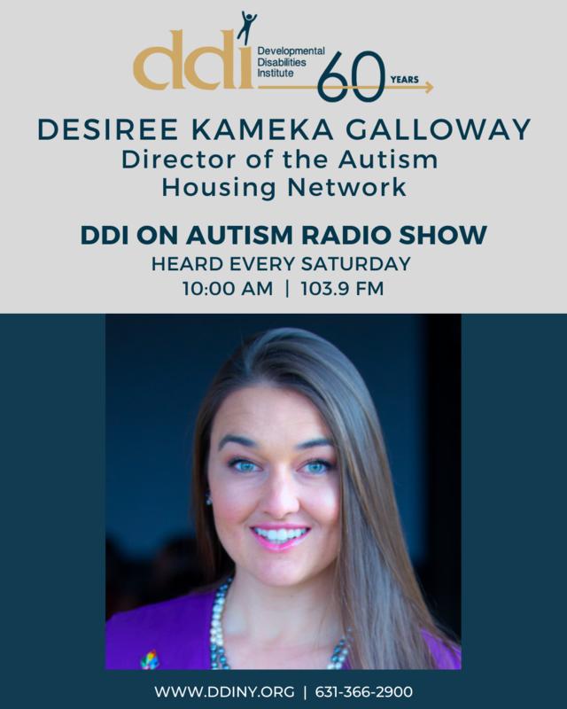 DDI Radio Show Desiree Kameka Galloway