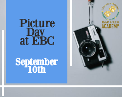 Picture Day is coming!!📸 Featured Photo