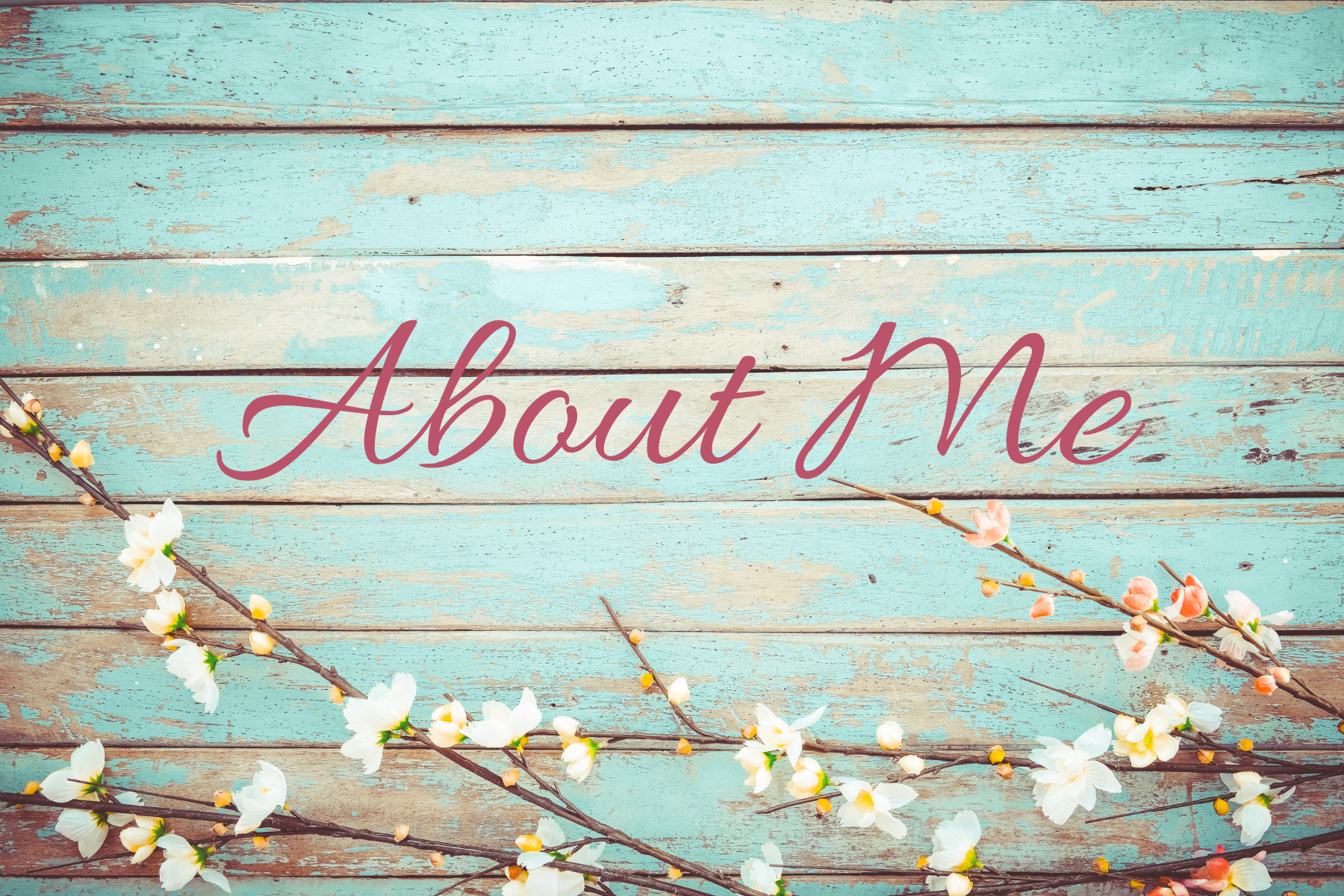 about me banner