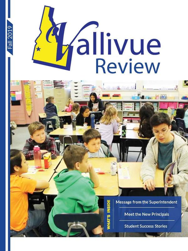 Vallivue Review Cover