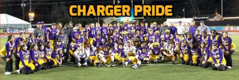 Covington Chargers at State Championship game