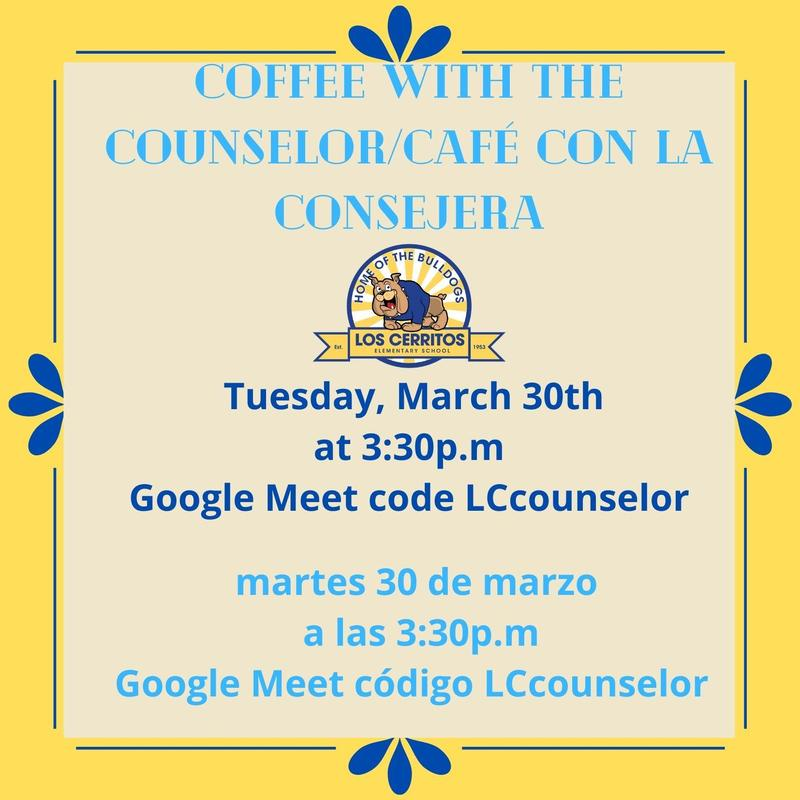 Coffee with the Counselor Featured Photo