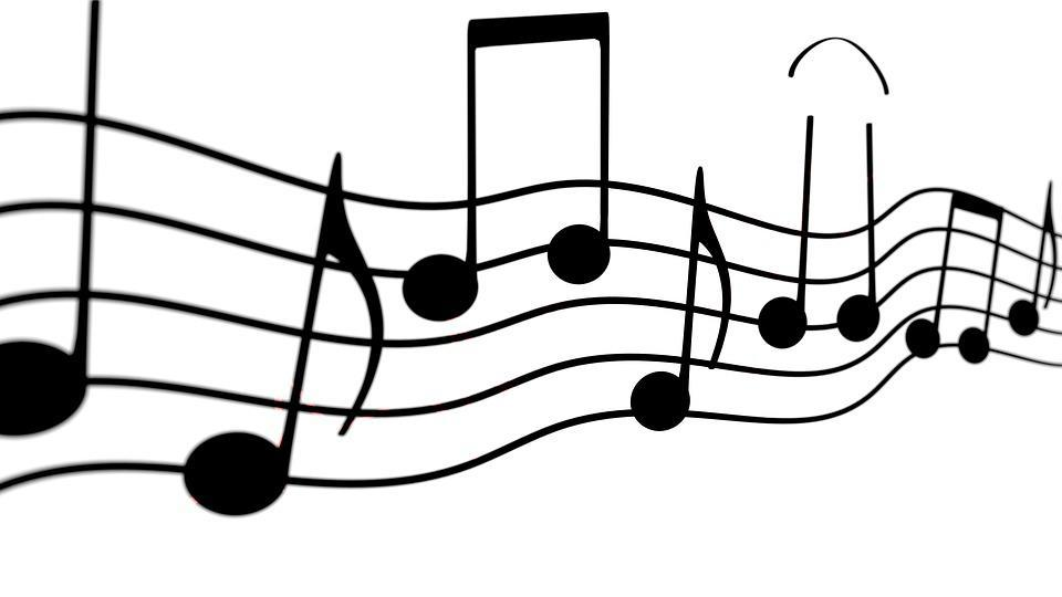 banner image of music notes