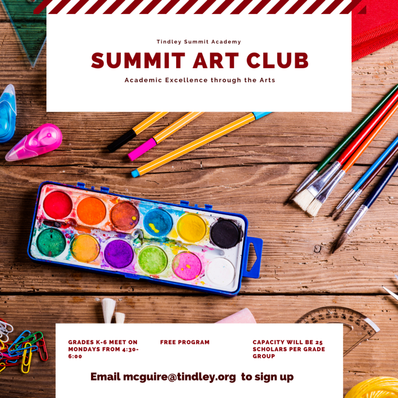 Art Club at the Summit Featured Photo