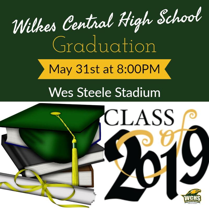 WCHS Class of 2019 Graduation Thumbnail Image