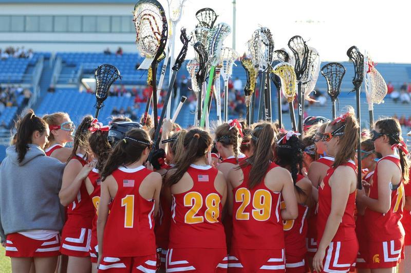 SHA Lacrosse Ranks 22 on Nike/U.S. Lacrosse National High School Girls' Top 25 Featured Photo