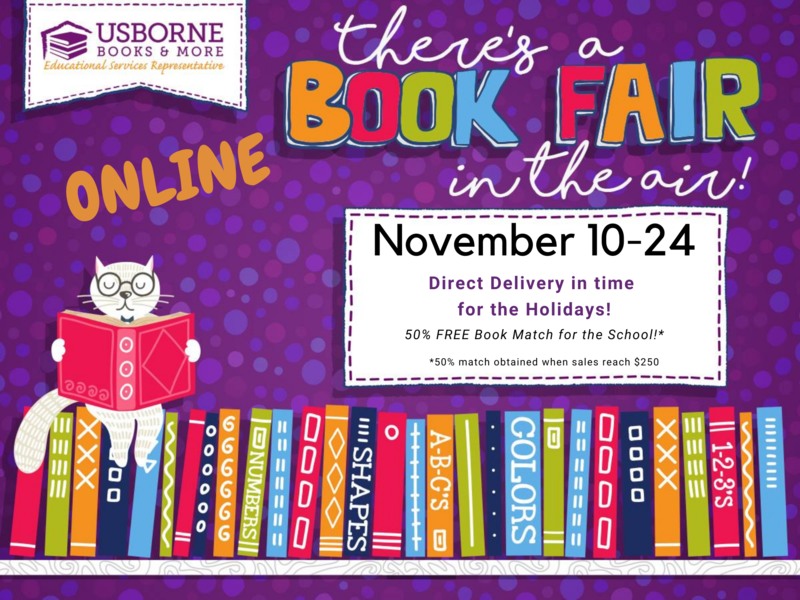 Usborne Book Fairs