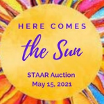 Here Comes The Sun - STAAR Auction May 15th. More info here. Thumbnail Image