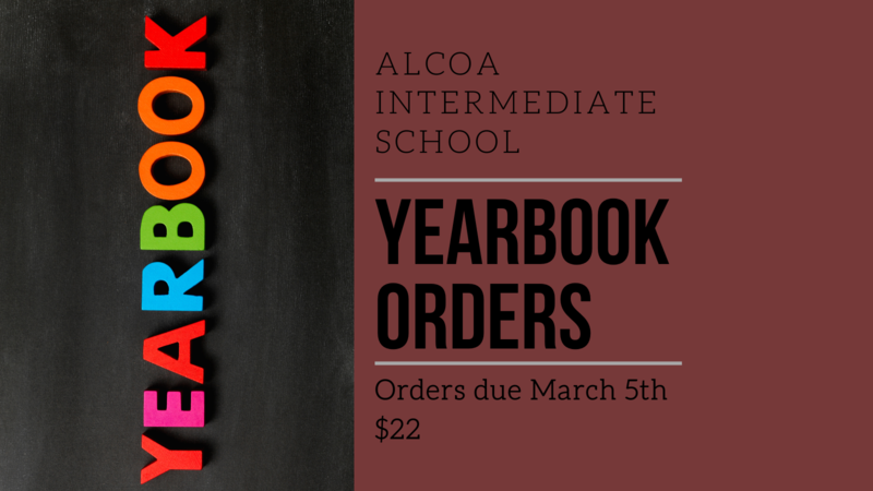Yearbook Orders are Live! Featured Photo
