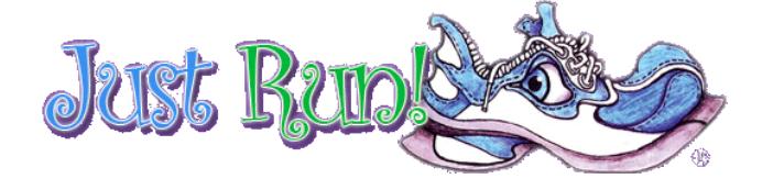 Just Run logo