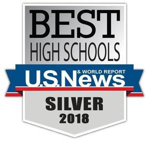 best high schools 2018