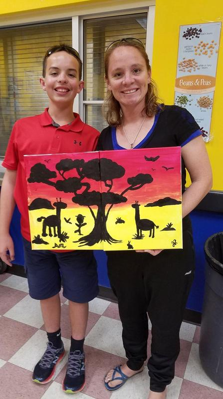 AVID Paint Jessica Risler and son.jpg