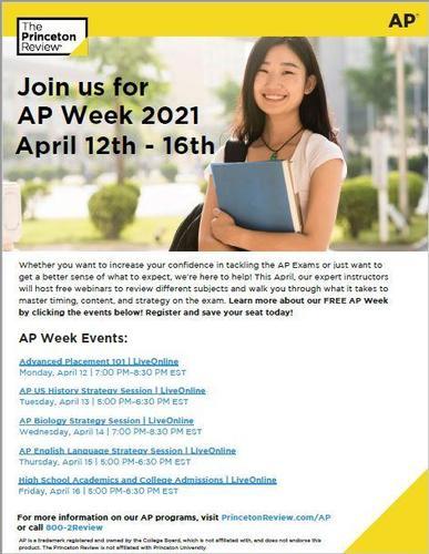 AP Week 2021