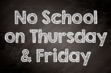 No School February 21st and 22nd Thumbnail Image