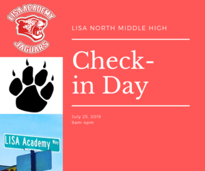LISA North Middle High checkin day.png