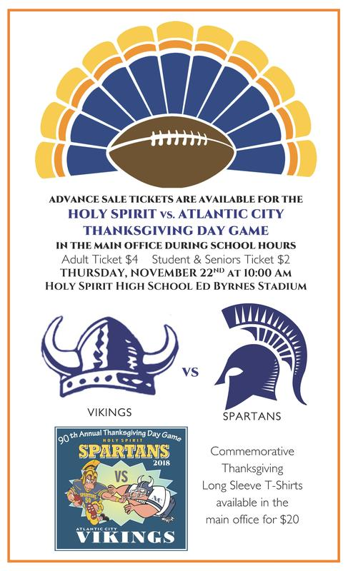 Advance Tickets Available for the Thanksgiving Game!! Featured Photo