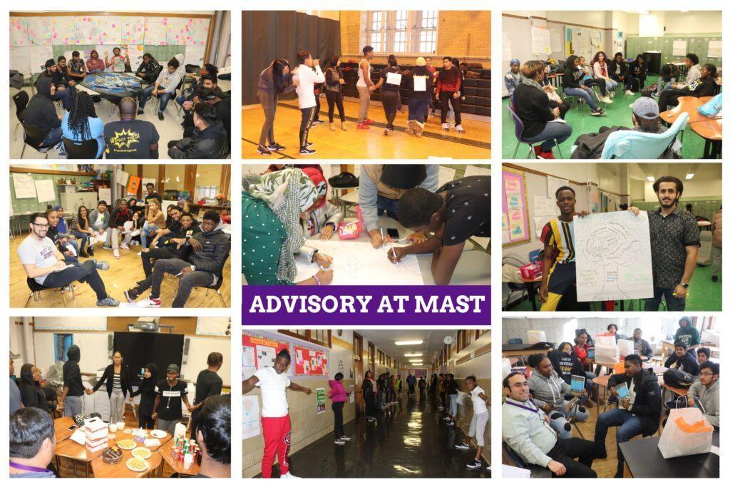advisory at mast