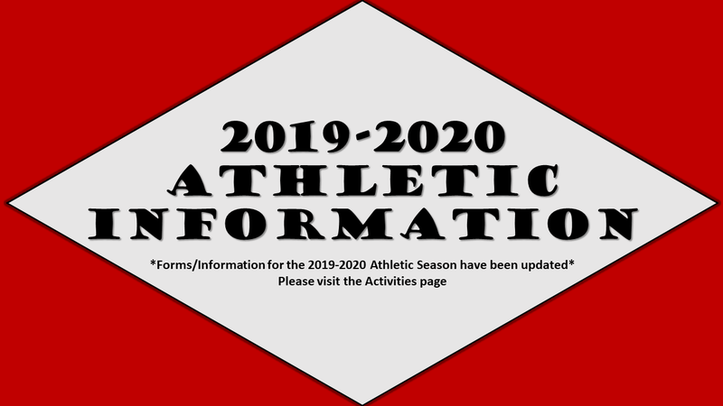 New Athletic Info