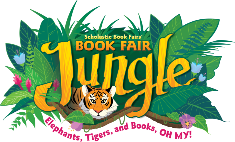 Book Fair with Jungle background