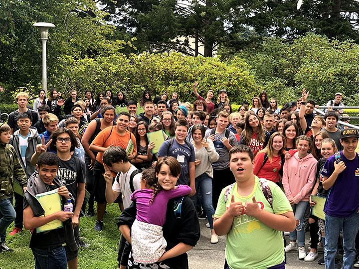 Ukiah High's Summer Academy for Incoming 9th Graders Now Accepting Applications Thumbnail Image